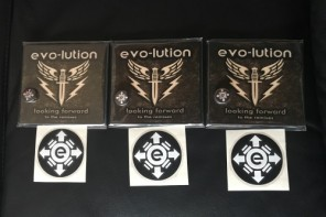 [Verlosung] EVO-LUTION: drei EPs und mehr zu gewinnen