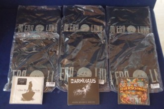 [Beendet] Shirts, Taschen und CDs zum M'ERA LUNA 2017