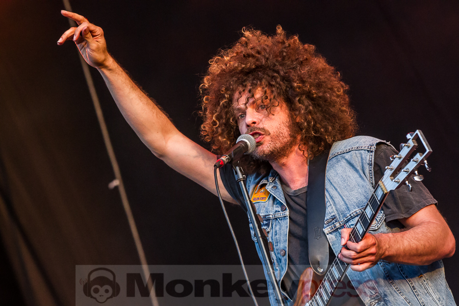 Wolfmother, © Markus Hillgärtner