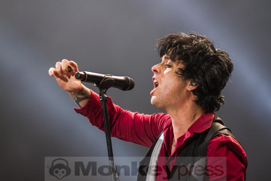 Green Day, © Markus Hillgärtner
