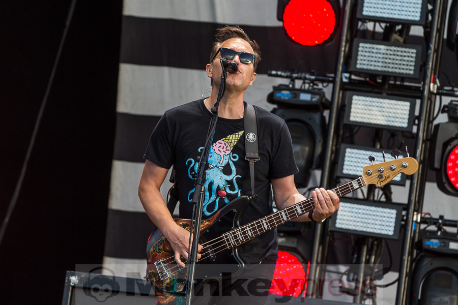 Blink-182, © Markus Hillgärtner