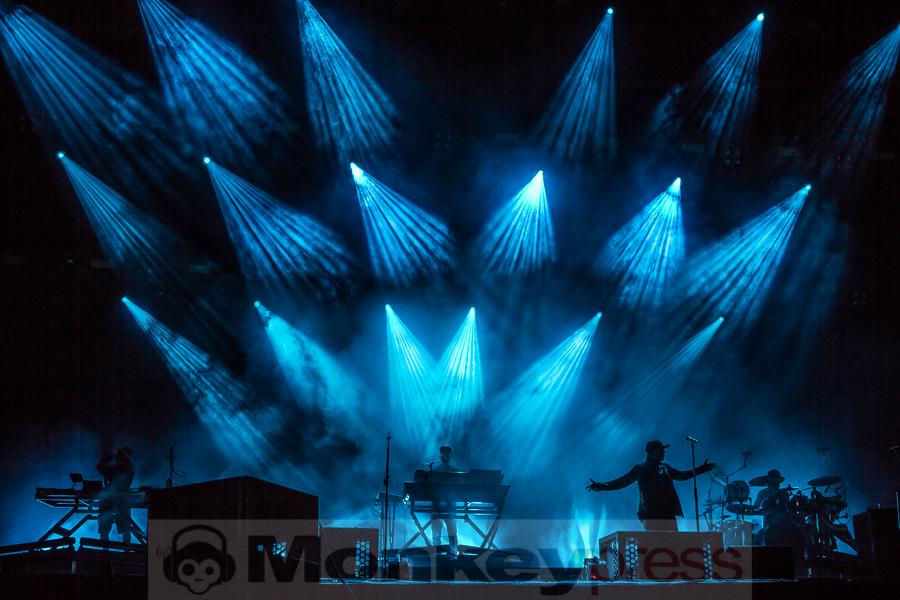 Linkin Park, © Markus Hillgärtner