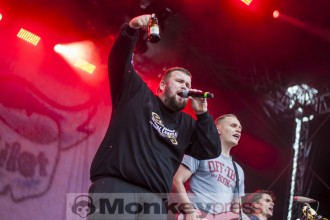 Fotos: Vainstream Rockfest 2017