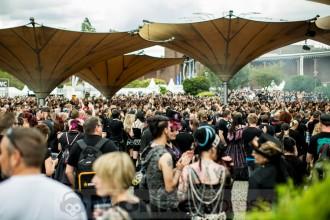 Fotos: AMPHI FESTIVAL 2017 - Impressionen