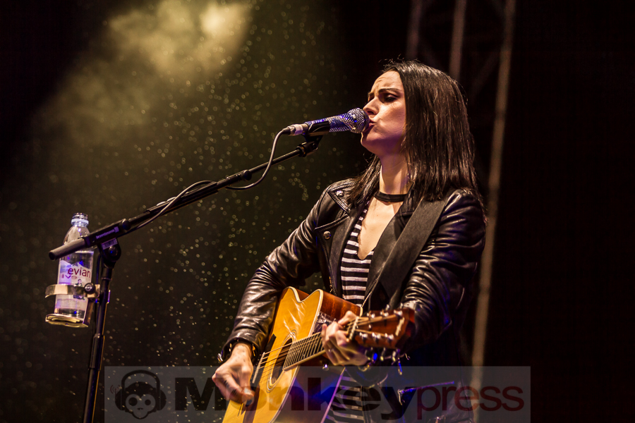 Amy Macdonald, © Markus Hillgärtner