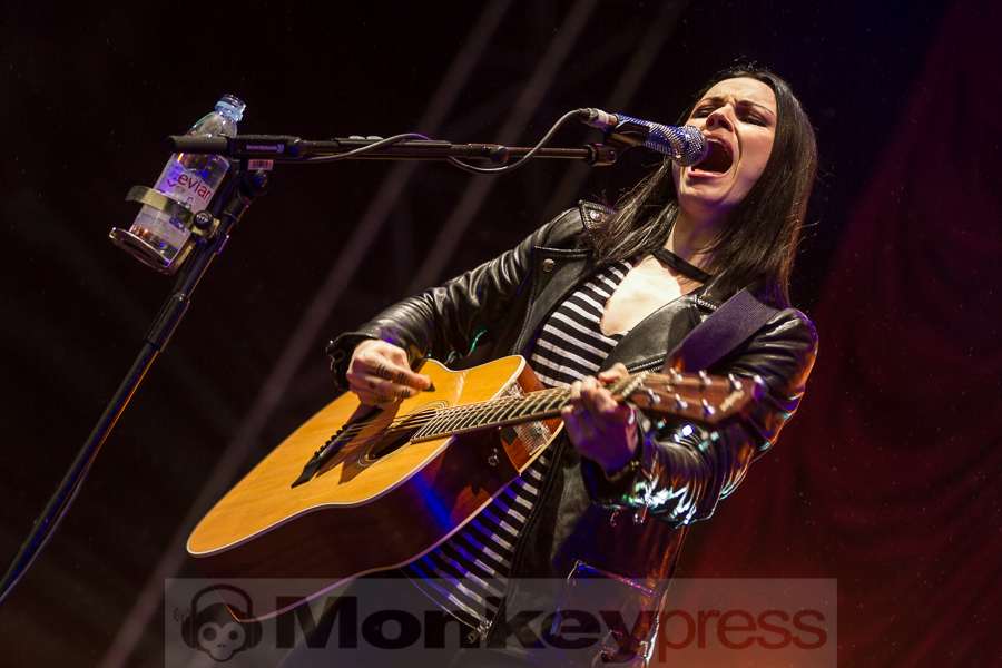 Amy Macdonald, © Markus Hillgärtner