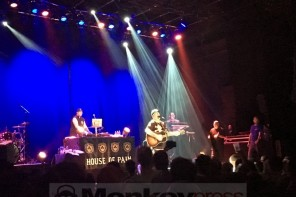 HOUSE OF PAIN – München, Muffathalle (14.07.2017)