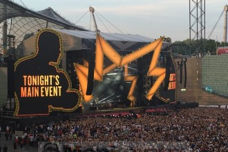 ROBBIE WILLIAMS & ERASURE - München, Olympiastadion (22.07.2017)