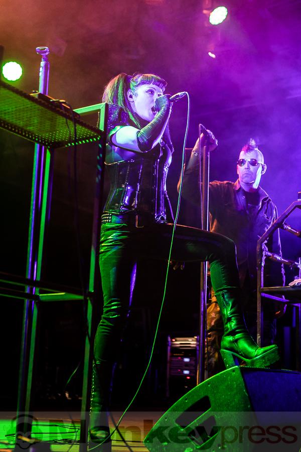 KMFDM, © Michael Gamon