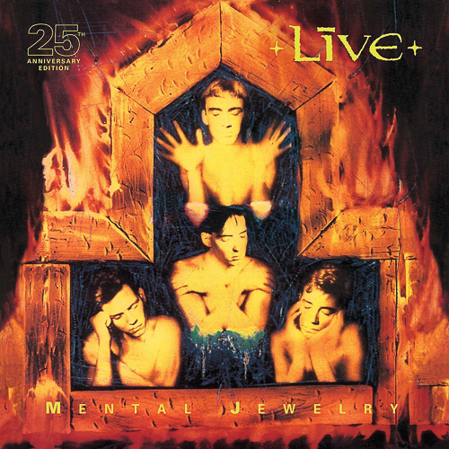 LIVE - MENTAL JEWELRY -25TH ANNIVERSARY EDITION