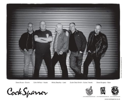 Interview: COCK SPARRER (DARYL SMITH)
