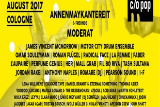 Popkultur und Hochkultur auf dem c/o pop 2017