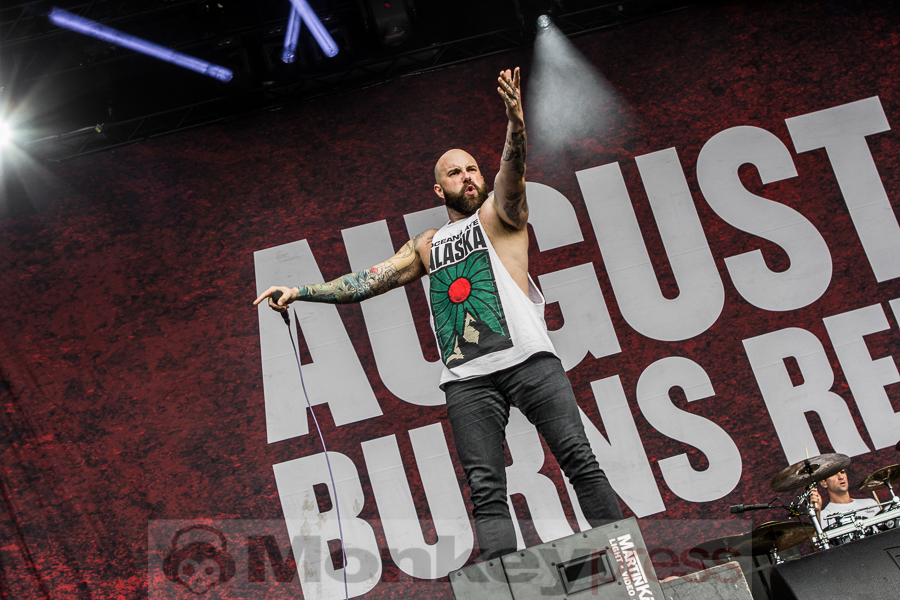 August Burns Red, © Markus Hillgärtner