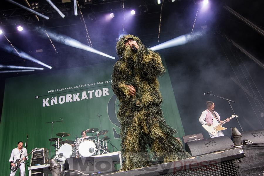 Knorkator, © Markus Hillgärtner