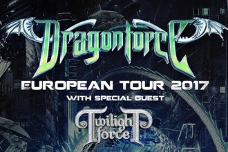Dragonforce Tour Promo