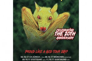 GUANO APES auf großer Proud Like A God Jubiläums-Tour