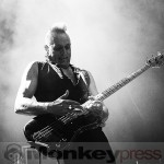 THE SISTERS OF MERCY / THE MEMBRANES – Dortmund, FZW (24.09.2017)