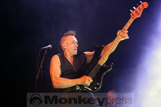 Fotos: THE MEMBRANES