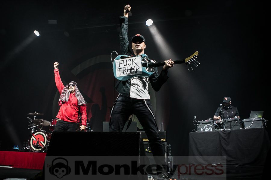 Fotos: PROPHETS OF RAGE