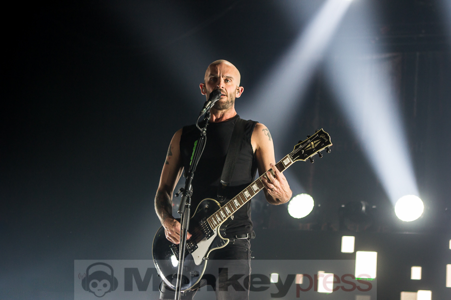 Rise Against, © Markus Hillgärtner