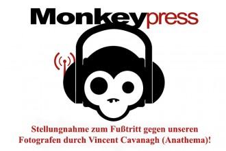 Monkeypress Anathema Stellungnahme