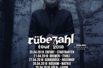 JOACHIM WITT geht ab April 2018 auf Rübezahl-Tour - zuvor im Dezember mit LEICHTMATROSE in Wuppertal, Jena & Potsdam