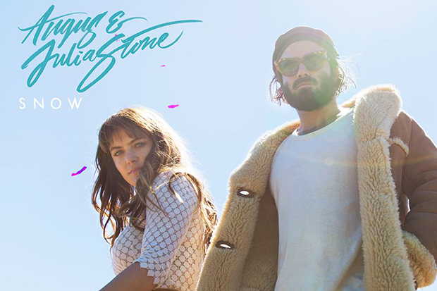 ANGUS AND JULIA STONE - Snow