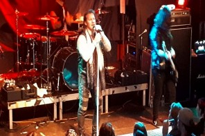 HARDCORE SUPERSTAR / FOZZY – Essen, Turock (16.11.2017)