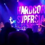 HARDCORE SUPERSTAR / FOZZY – Essen, Turock (16.11.2017)
