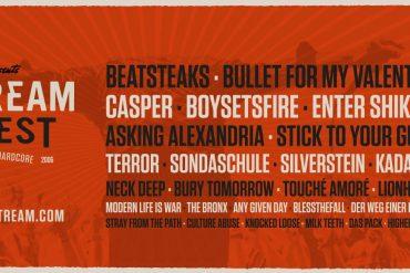 VAINSTREAM 2018 holt die Beatsteaks nach Münster