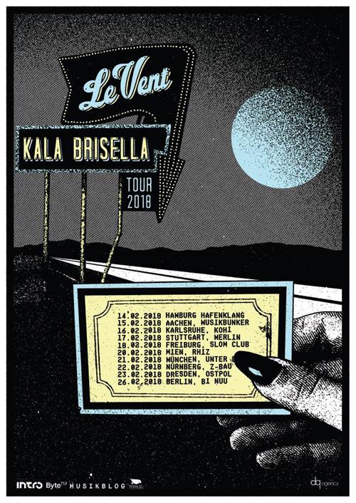 Postpunk mit LEVENT und KALA BRISELLA