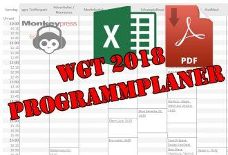 WGT 2018 – Wave-Gotik-Treffen in Leipzig – Bands, News und Co. hier!