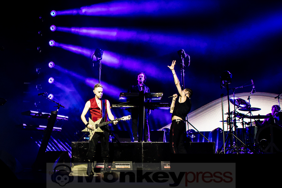 Fotos: DEPECHE MODE