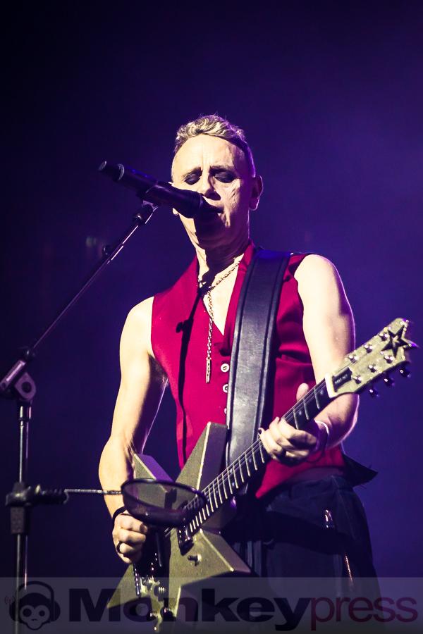 Depeche Mode, © Michael Gamon