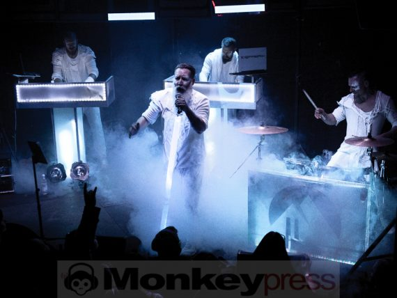 EISFABRIK - München, Backstage (27.01.2018)