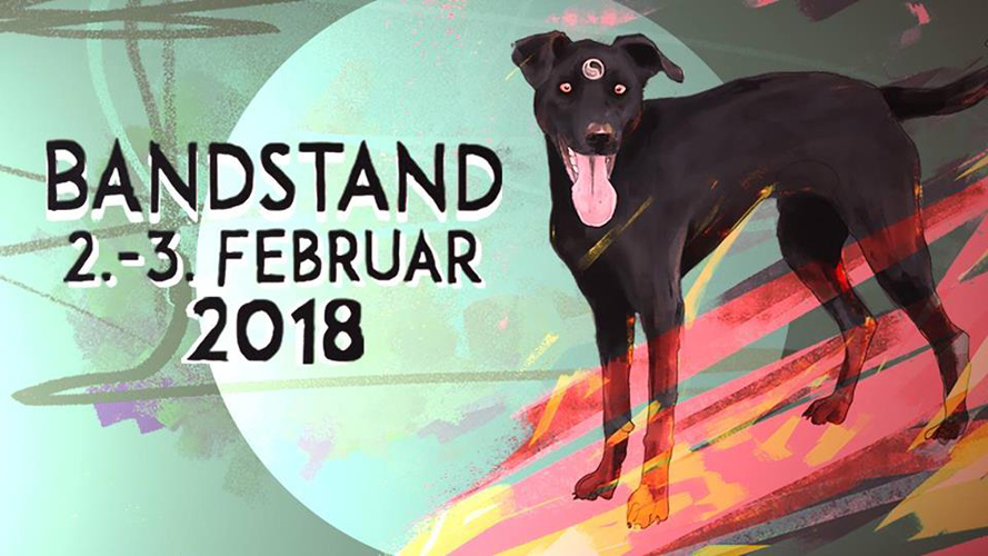 BANDSTAND 2018 präsentiert Dresden's Finest mit Newcomern und Local Heroes