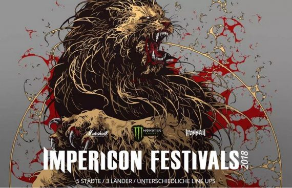 IMPERICON Festivals 2018 überzeugen mit starkem Lineup