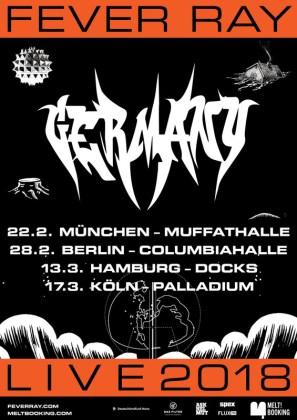 To the Moon and Back - FEVER RAY kommt für vier Konzerte nach Deutschland
