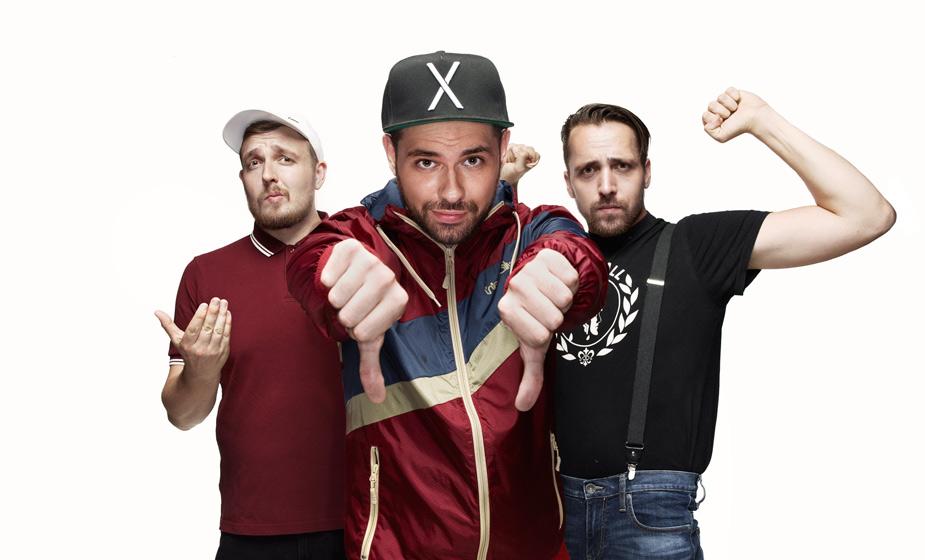 Antilopen Gang – Anarchie und Alltag Tour 2018