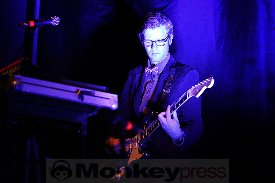 Public Service Broadcasting © Sandro Griesbach