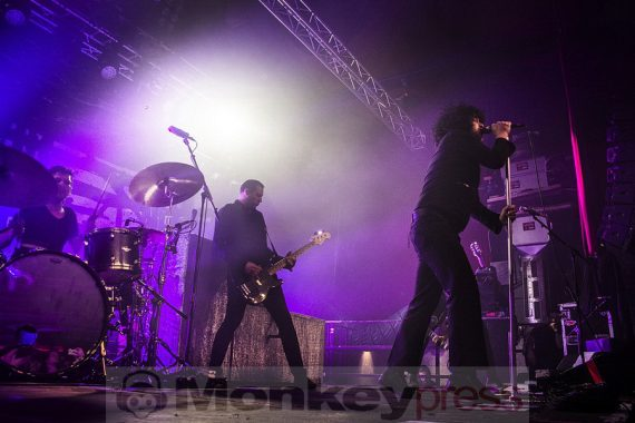 Fotos: AT THE DRIVE-IN