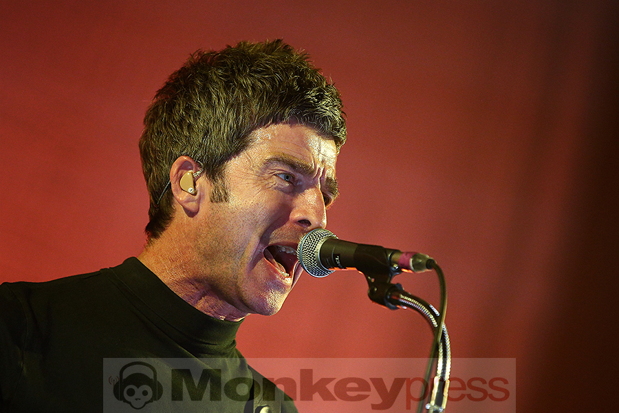 NOEL GALLAGHER'S HIGH FLYING BIRDS – Wiesbaden, Schlachthof (18.04.2018)