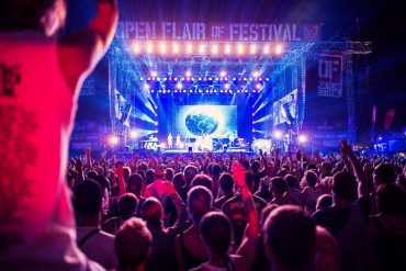 Alle Infos zum OPEN FLAIR FESTIVAL 2018 in Eschwege (08.-12.08.2018)