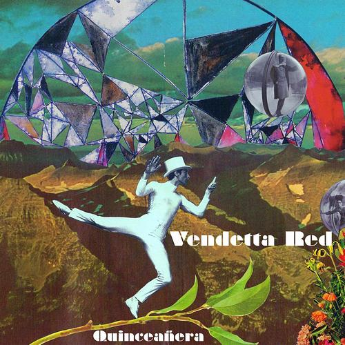 """Rocker VENDETTA RED veröffentlichen am 13. April 2018 neues Album """"Quinceañera"""""""