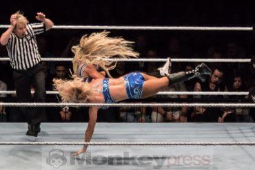 Fotos: WWE LIVE