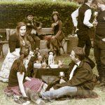 7. Steampunk Picknick auf dem 27. Wave-Gotik-Treffen (WGT) 2018