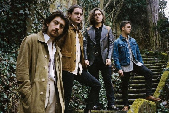 Die ARCTIC MONKEYS kommen für drei ausgewählte Konzerte nach Berlin und Düsseldorf