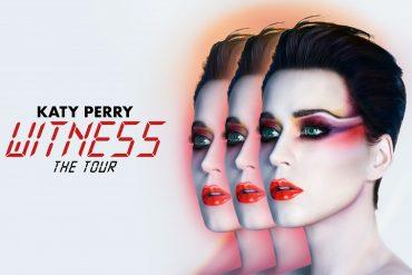 "KATY PERRY auf ""Witness"" Tour"
