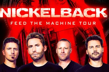 "NICKELBACK auf ""Feed The Machine"" Tour"