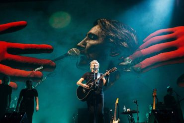 "ROGER WATERS auf ""Us + Them"" Tour"